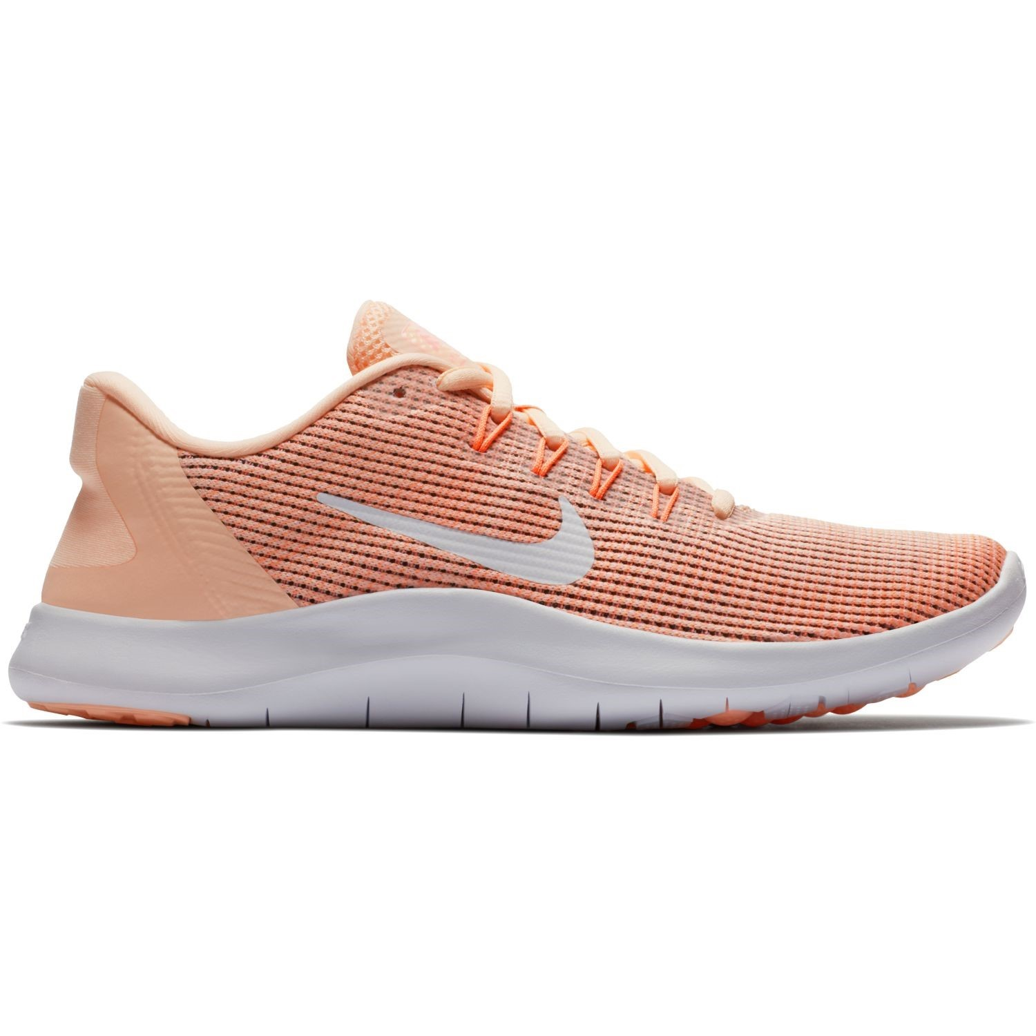 819e25dc63dd Nike Flex RN 2018 - Womens Running Shoes - Crimson Tint White Pink Tint