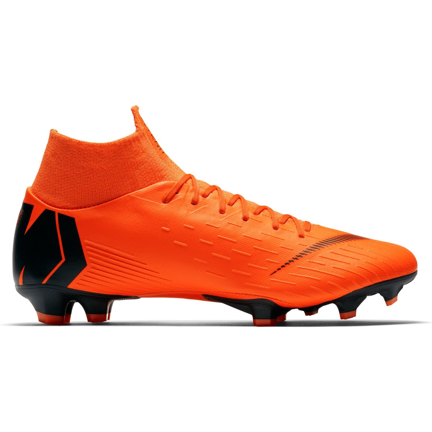 a3af6da67d65 Nike Mercurial Superfly VI Pro FG - Mens Football Boots - Total Orange Black