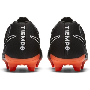 ... Nike Tiempo Legend VII Pro FG - Mens Football Boots - Black Total Orange   ... 9140d2e0b