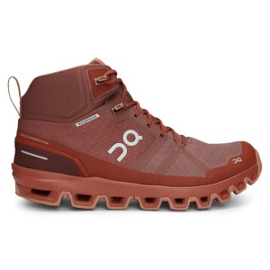 On Cloudrock Waterproof - Womens Trail Hiking Shoes