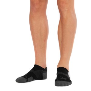2XU Vectr Cushion No Show - Unisex Running Socks