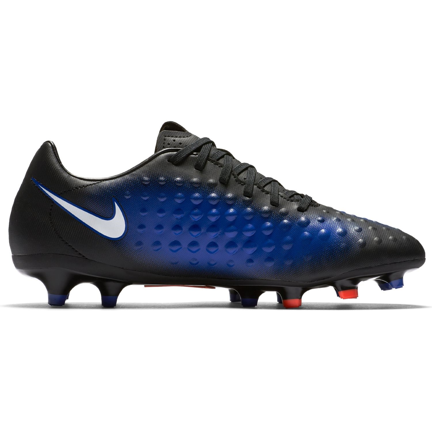 f1e21c21a Nike Magista Onda II FG - Mens Football Boots - Black/White/Paramount Blue