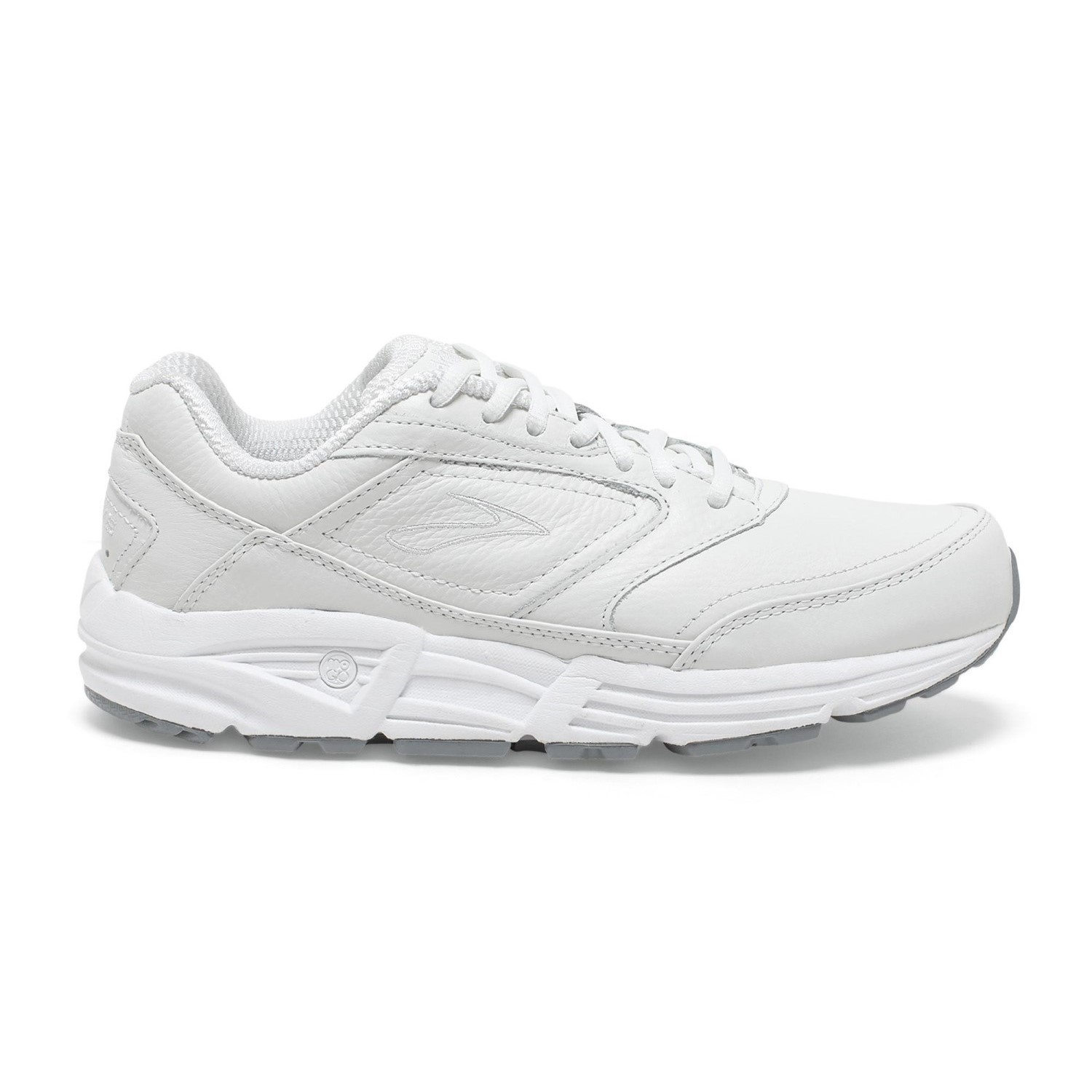 e56b1901989e8 Brooks Addiction Walker - Mens Walking Shoes - White
