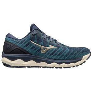 Mizuno Wave Sky 4 Waveknit - Mens Running Shoes