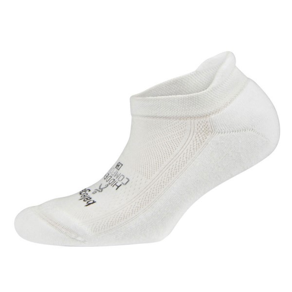 Balega Hidden Comfort Running Socks - White
