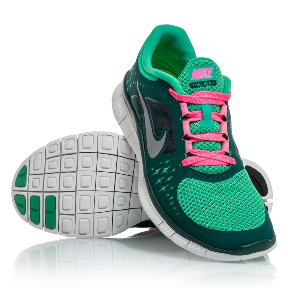Nike Running Shoes For Women Pink And White