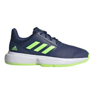 Adidas CourtJam XJ - Kids Tennis Shoes