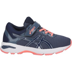 Asics GT-1000 6 PS - Kids Girls Running Shoes