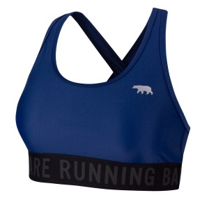 Running Bare Vixen Cross Back Womens Crop Top