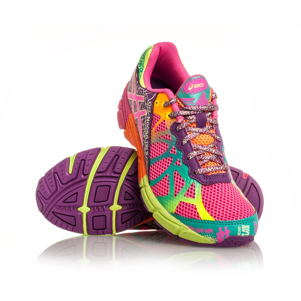 asics noosa gel tri 9 purple
