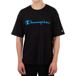 Champion EU Legacy Script Mens T-Shirt
