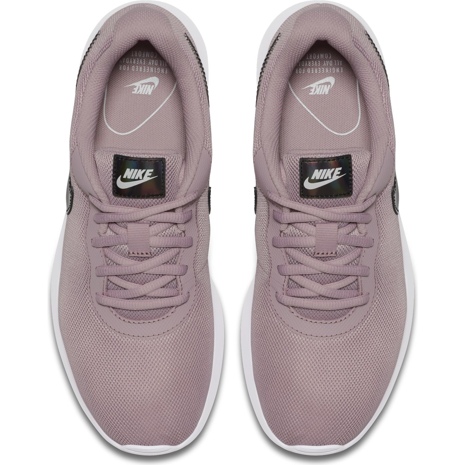 2b1a83a990f Nike Tanjun - Womens Sneakers - Plum Chalk/White | Sportitude