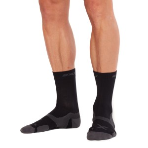 2XU Vectr Cushion Crew - Unisex Running Socks