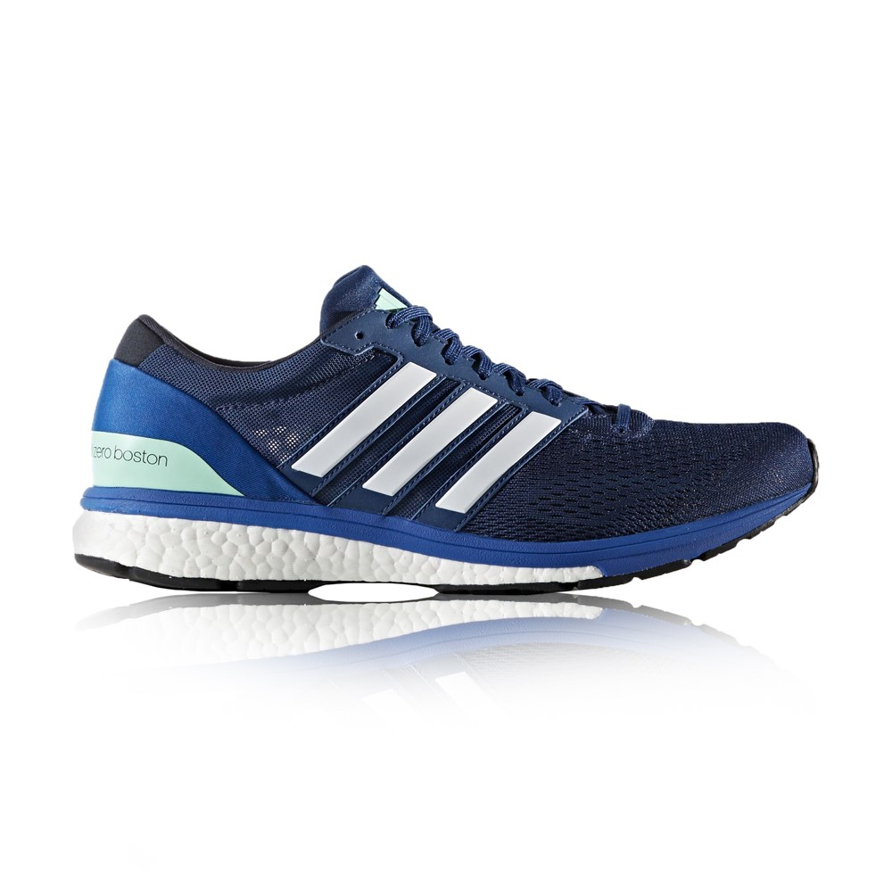 Adidas Men's Adizero Boston 6 Wide Running Shoes