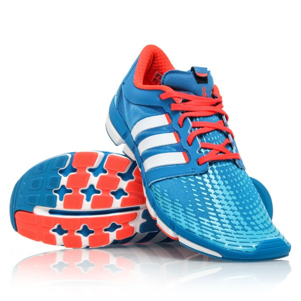 Adidas Adipure Motion - Mens Running Shoes - Blue/White