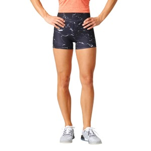 Adidas High Waist Womens Training Shorts