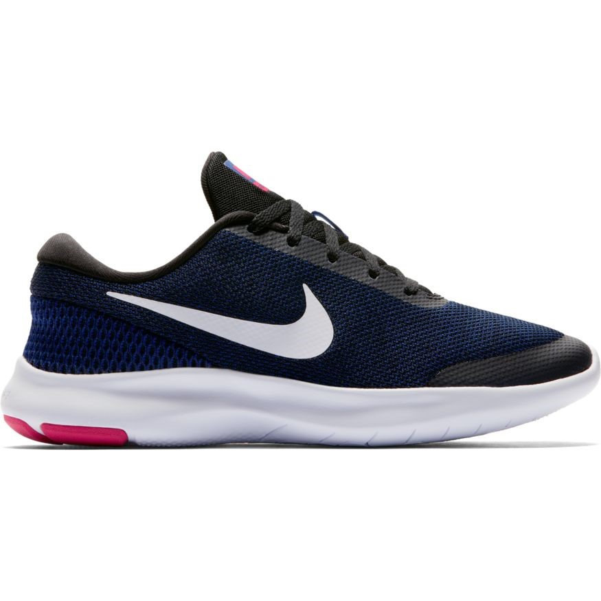 6823098706ba Nike Flex Experience RN 7 - Women Running Shoes - Deep Royal Blue Rush Pink