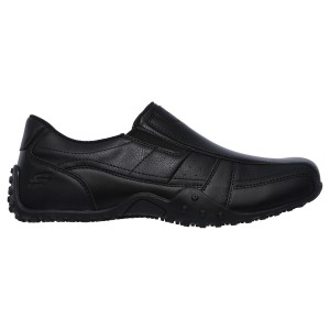Skechers Elston Kasari - Mens Slip Resistant Work Shoes