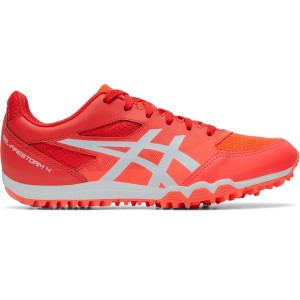 Asics Gel Firestorm 4 - Kids Girls Racing Waffles