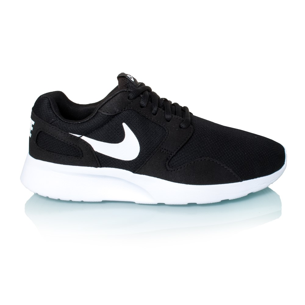 nike kaishi womens casual shoes black white