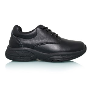 Sfida Alex Junior - Kids Leather School Shoes