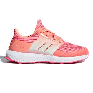 Adidas RapidaRun - Kids Girls Running Shoes