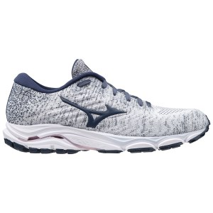 Mizuno Wave Inspire 16 Waveknit - Womens Running Shoes