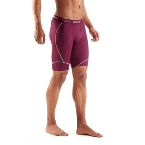 Skins DNAmic Team Mens Compression Half Tights