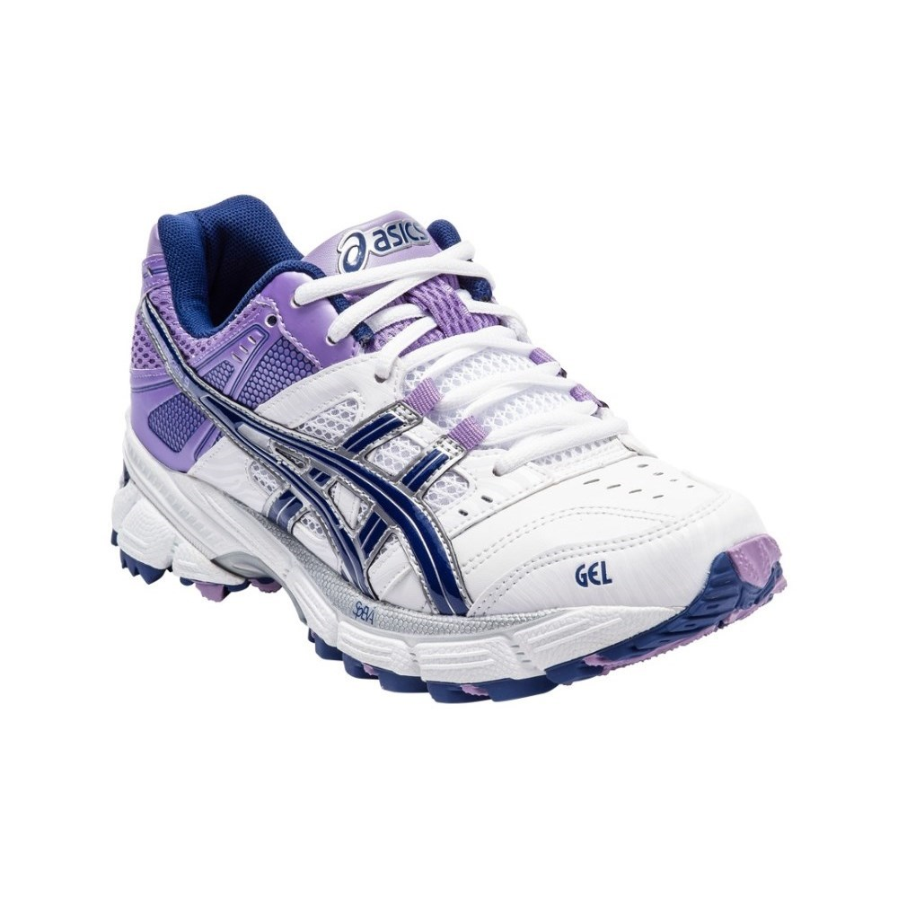 7f21dbe1eb81 Asics Gel Trigger 9 - Womens Cross Training Shoes - White Midnight Lavender