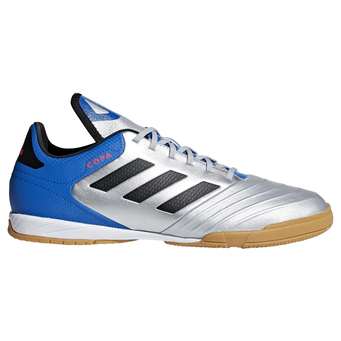 sale retailer 3ce4e 18239 Adidas Copa Tango 18.3 IN - Mens Futsal Indoor Soccer Shoes - Silver Core