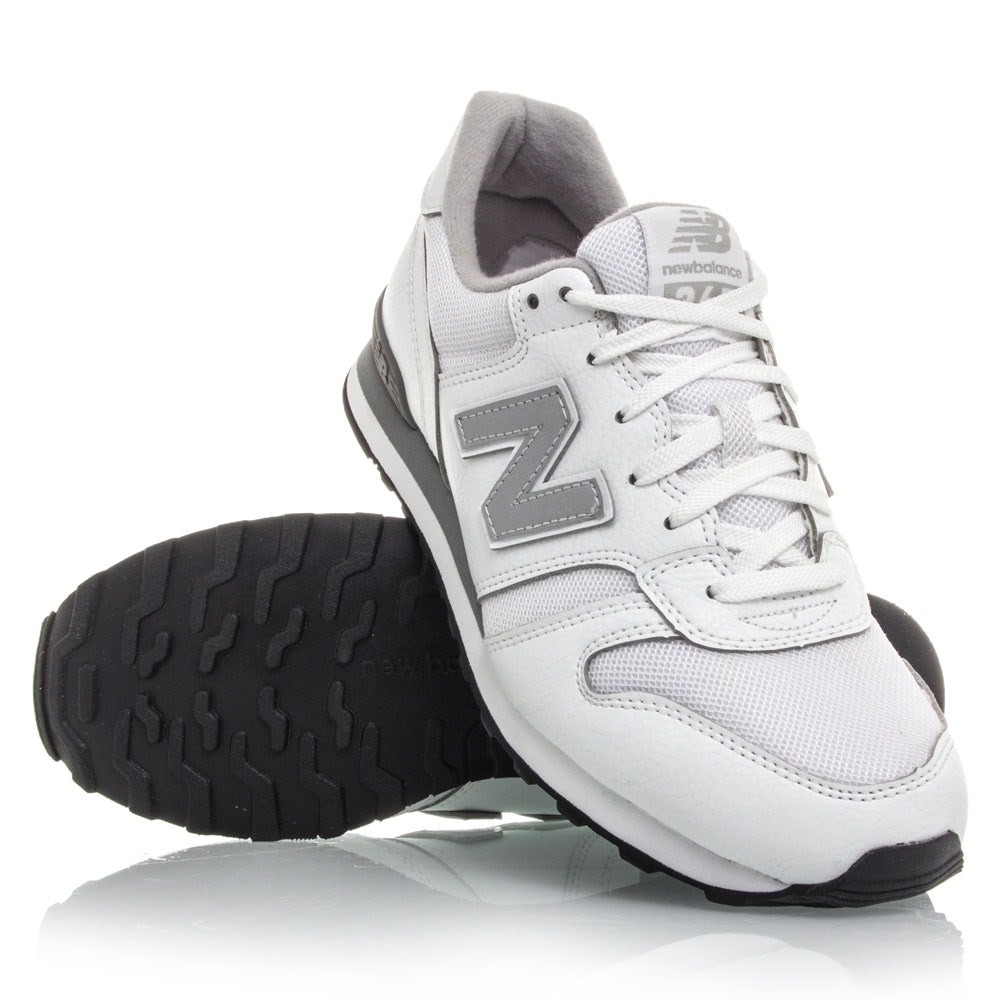 New Balance 365 - Mens Casual Shoes - White Grey Online   Sportitude d149dad9a65f