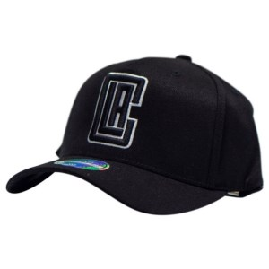 Mitchell & Ness NBA Los Angeles Clippers Logo 110 Snapback Basketball Cap
