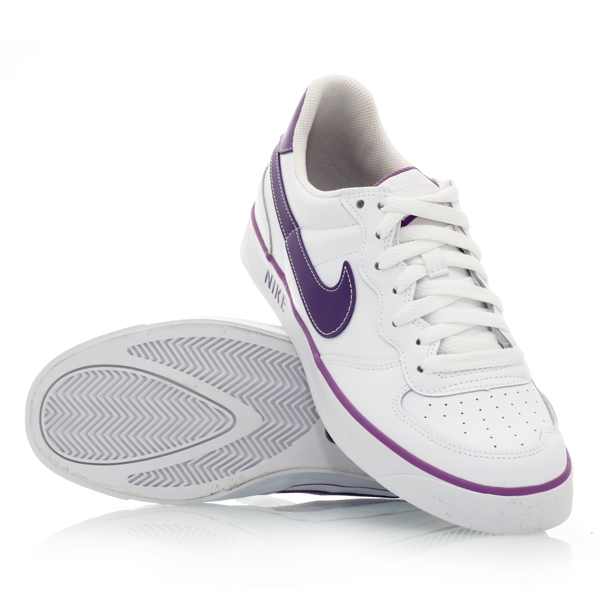 new arrival c8bda bd9ff Nike Ace 83 Autoclave - Womens Casual Shoes - WhitePurple