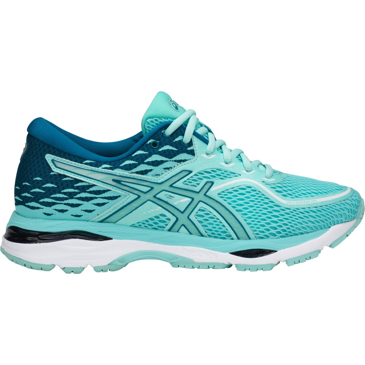 c4c5df47034 Asics Gel Cumulus 19 - Womens Running Shoes - Aruba Blue Turkish Tile