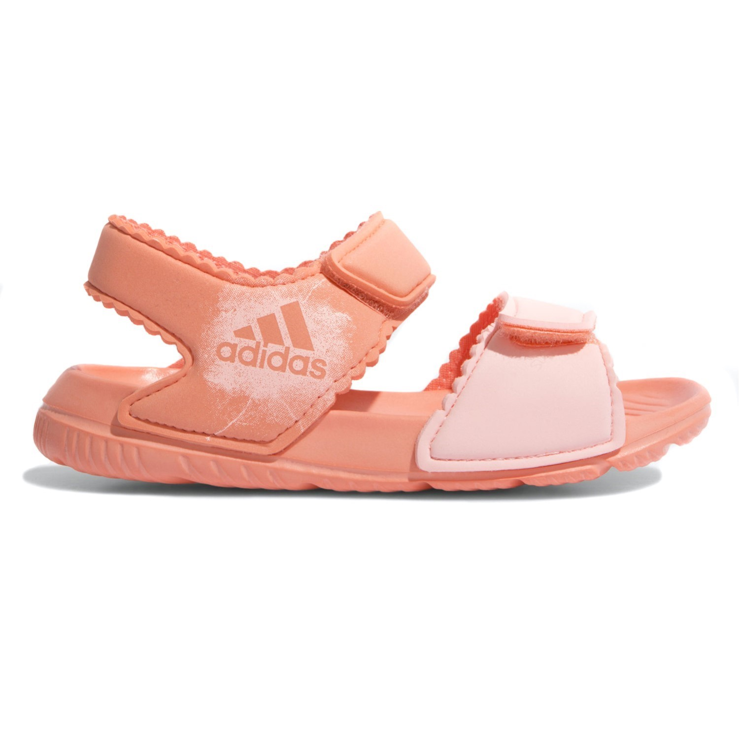 e78e07cff4881 Adidas AltaSwim - Toddler Girls Sandals - Coral Orange