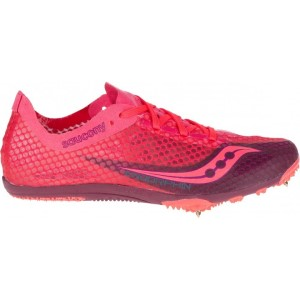 Saucony Endorphin - Womens Middle Distance Track Spikes