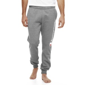 Champion Script Cuff Mens Track Pants