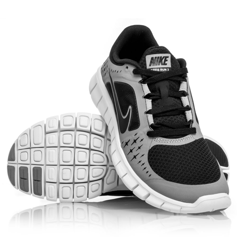 nike free run 3 gs 006 junior boys running shoes. Black Bedroom Furniture Sets. Home Design Ideas
