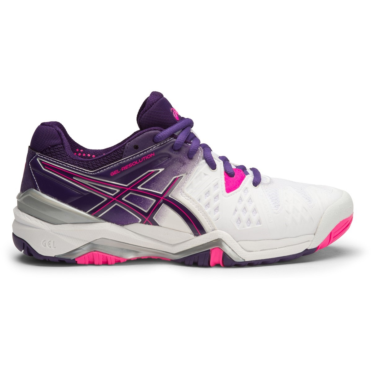 Asics Gel Resolution  Tennis Shoes Womens