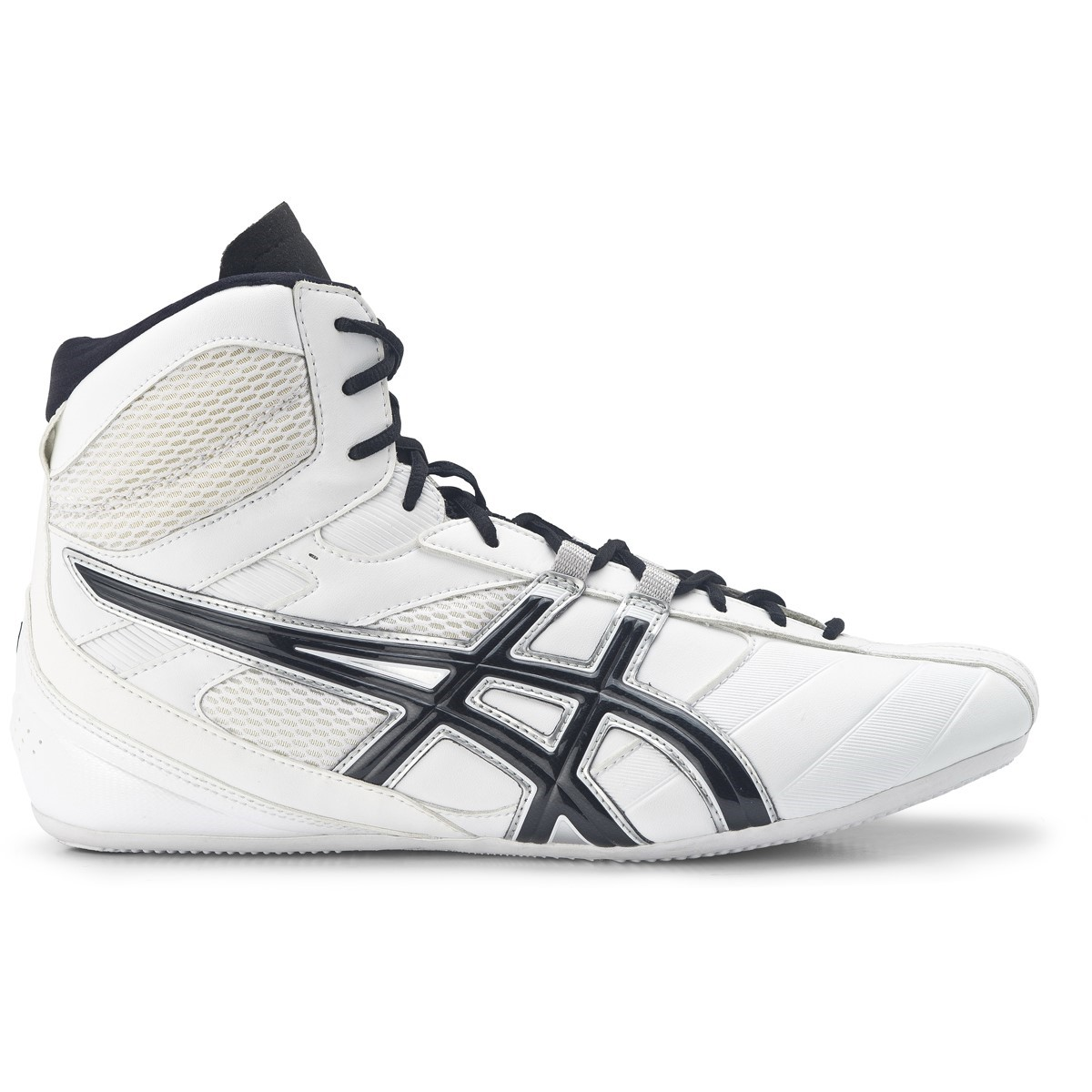 Mens White Tiger Shoes