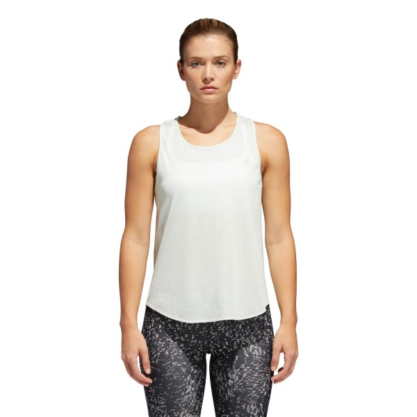 Adidas Supernova TKO ClimaCool Womens Running Tank Top - Aero Green