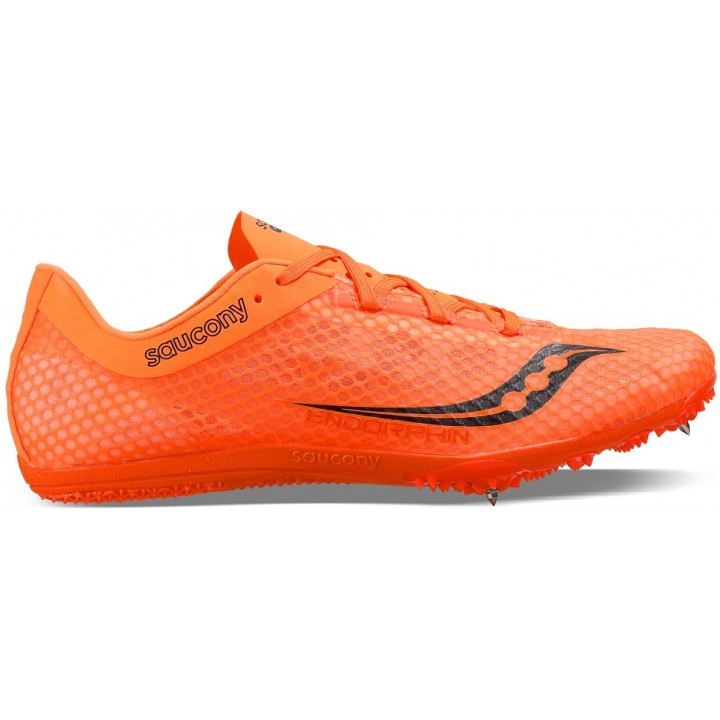 uk availability 754f4 e5fa8 Saucony Endorphin - Mens Middle Distance Track Spikes