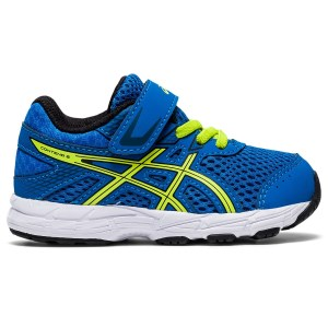 Asics Contend 6 TS - Toddler Boys Running Shoes