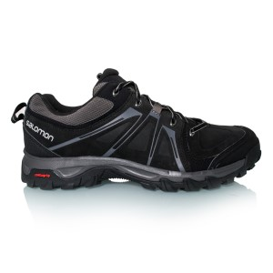 Salomon Evasion Leather - Mens Trail Walking Shoes