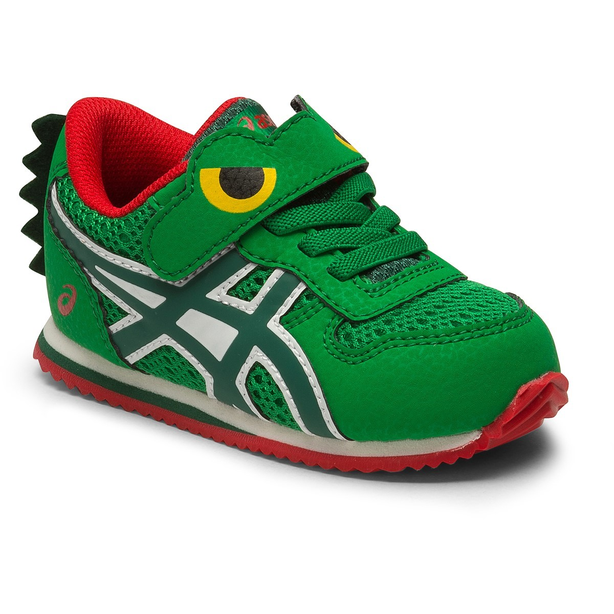 Asics Animal Pack - Toddler Boys Running Shoes - Crocodile