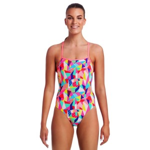 Funkita Strapped In Womens One Piece Swimsuit