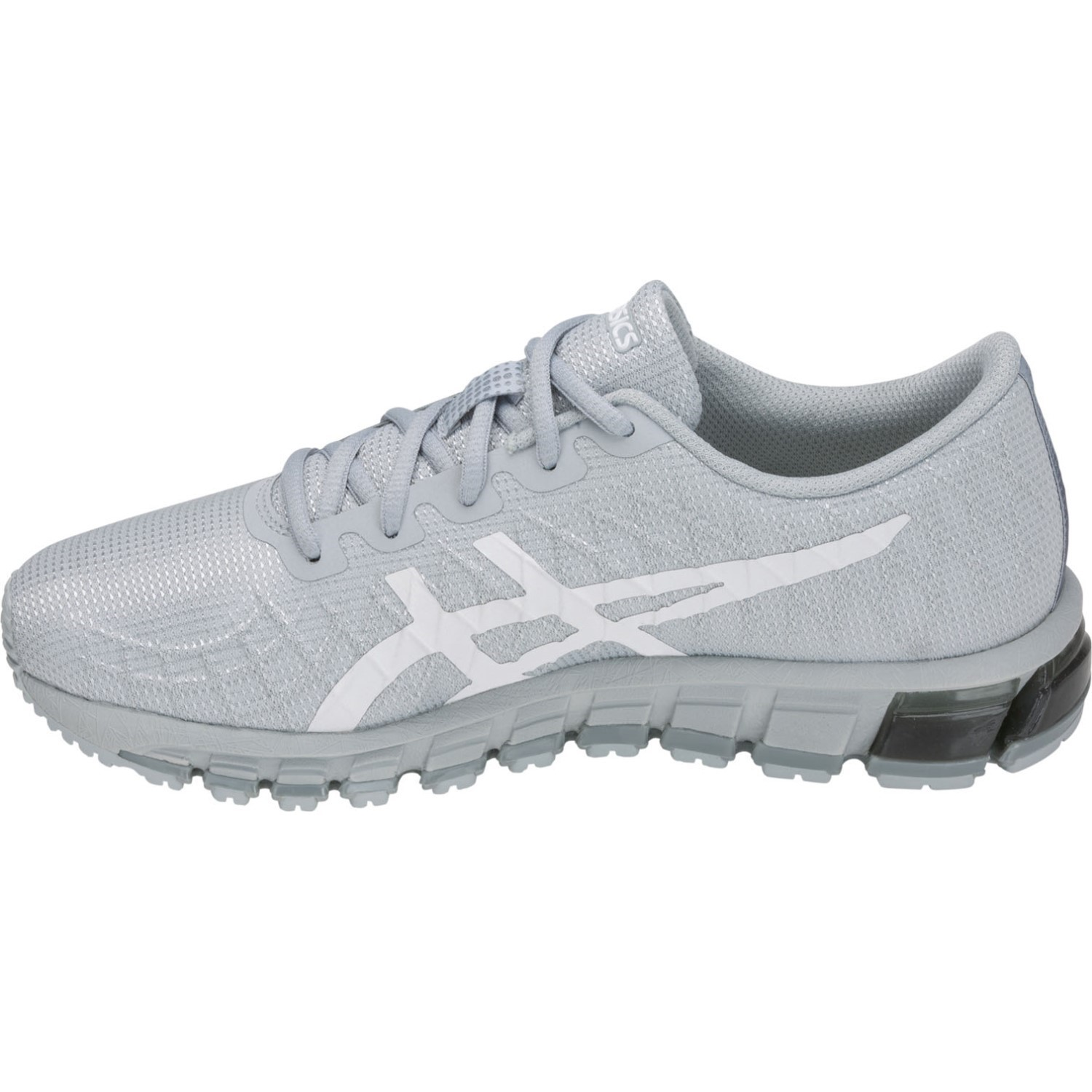 buy online 38676 8d330 Asics Gel Quantum 180 4 - Womens Training Shoes - Mid Grey White