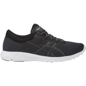 Asics Nitrofuze 2 - Mens Running Shoes - Black/Carbon/White