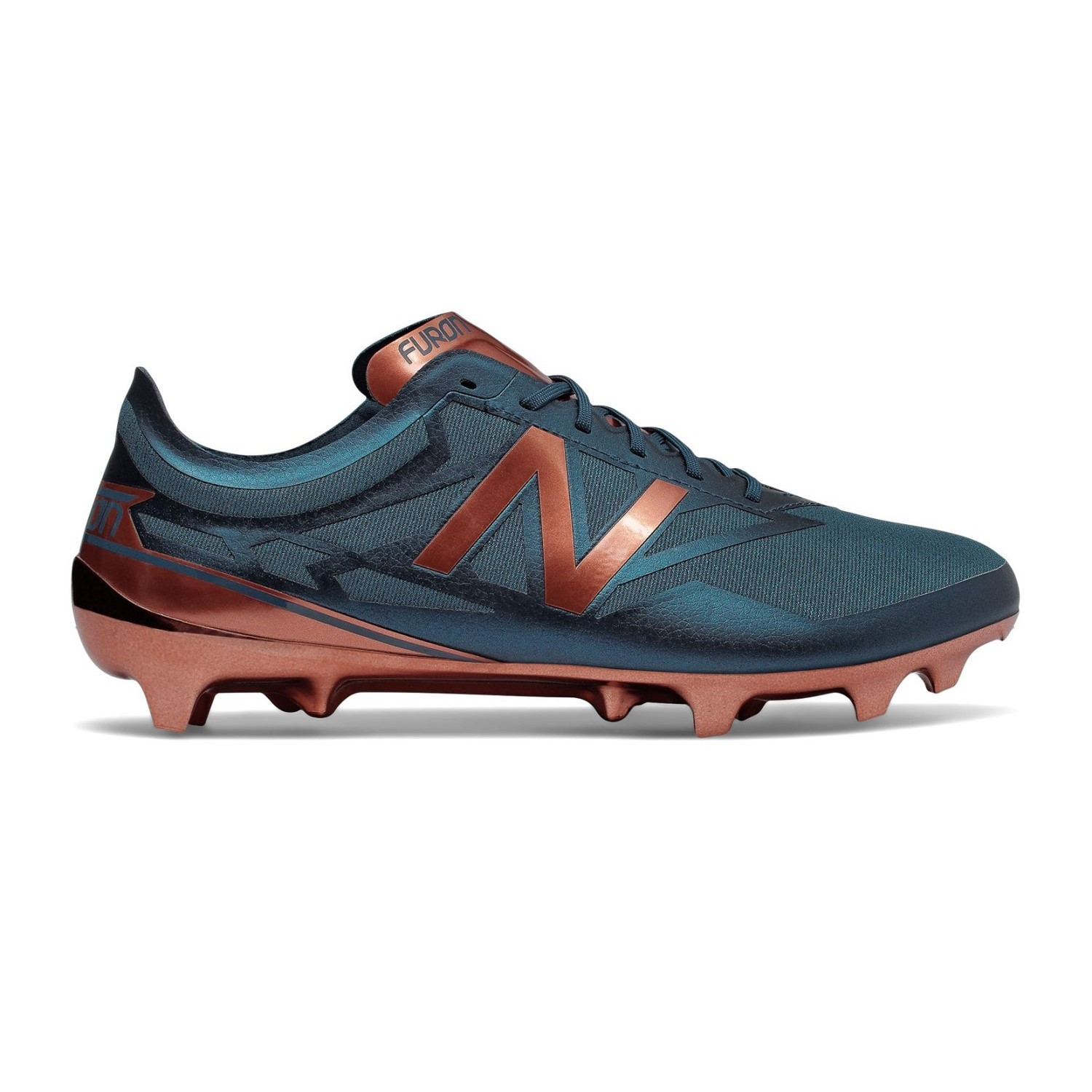 459c63656 New Balance Furon 3.0 Conduction Pack FG - Mens Football Boots - North  Sea/Copper