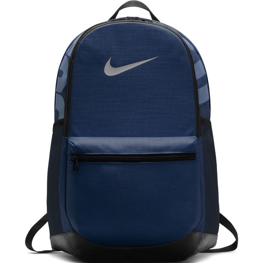 796e9de312f6 Nike Brasilia Medium Training Backpack - Midnight Navy Black White ...